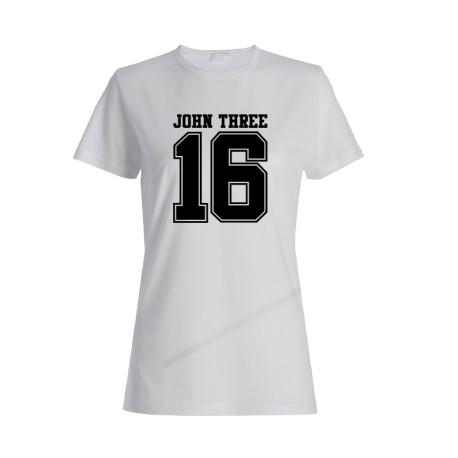 "Tričko ""Ján 3:16"""
