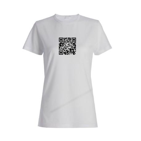 Tričko s QR kódom CampFest