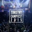 CampFest 2015 - koncert Timothy