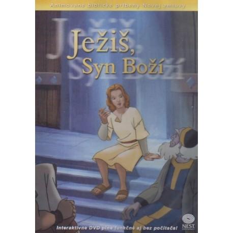 03. Ježiš, Syn Boží - Animované biblické príbehy Novej zmluvy