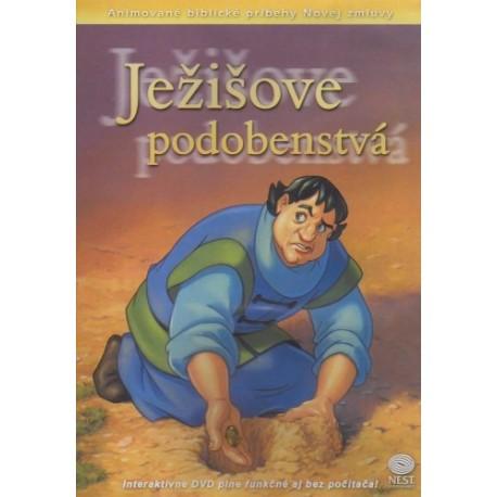 07. Ježišove podobenstvá - Animované biblické príbehy Novej zmluvy