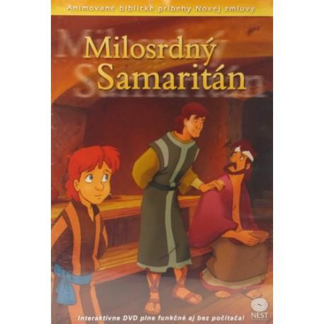 09. Milosrdný Samaritán - Animované biblické príbehy Novej zmluvy