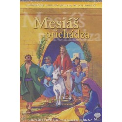 18. Mesiáš prichádza - Animované biblické príbehy Novej zmluvy