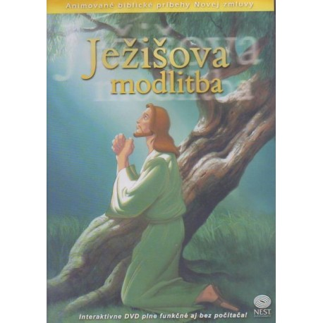 22. Ježišova modlitba - Animované biblické príbehy Novej zmluvy