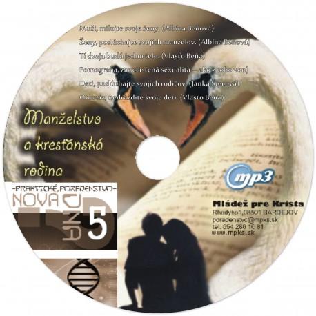Nová DNA 5 - Manželstvo a kresťanská rodina