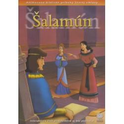 08. Šalamún - Animované biblické príbehy Starej zmluvy