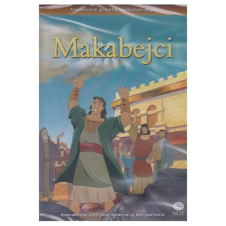 01. Makabejci - Animované príbehy velikánov dejín