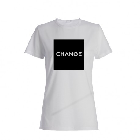 """Tričko """"Change"""""""