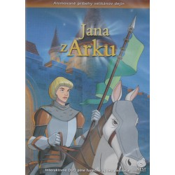 03. Jana z Arku - Animované príbehy velikánov dejín