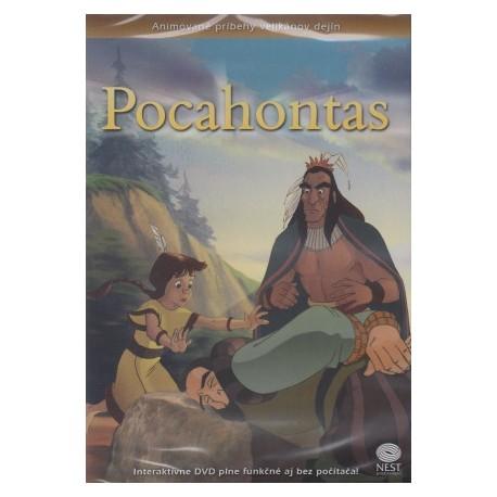 08. Pocahontas - Animované príbehy velikánov dejín