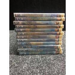 SÉRIA 24 x DVD Animované biblické príbehy Novej zmluvy