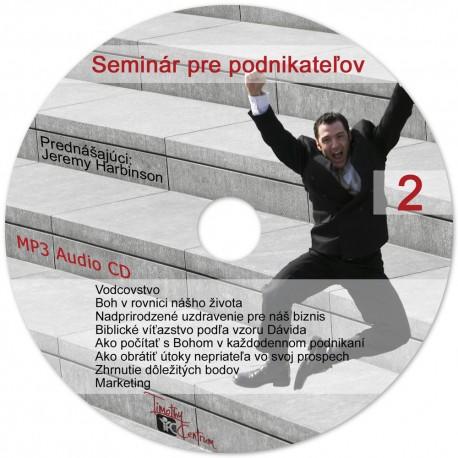 Seminar pre podnikateľov 1