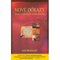 NOVÉ DÔKAZY - Josh McDowell