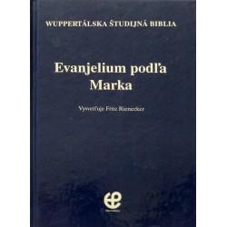Wuppertálska študijná Biblia - Ev. Marka