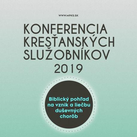 Konferencia kresťanských služobníkov 2019